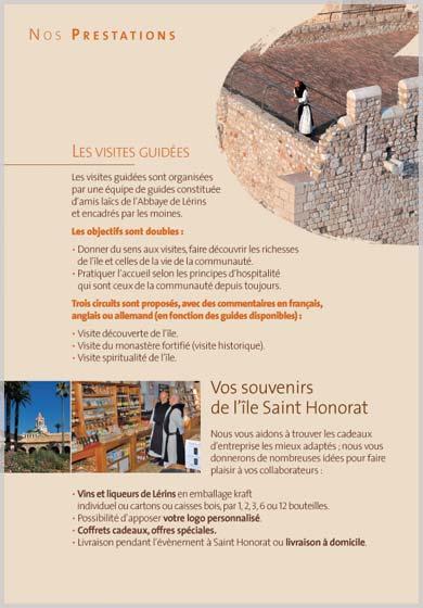 Séminaires d\'entreprise - Abbaye de Lérins