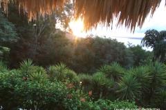 Lever de soleil Peten Itza