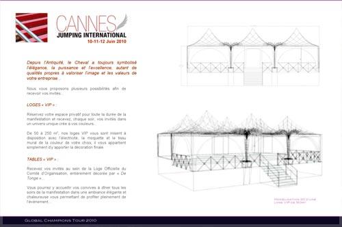 Jumping International de Cannes 2009