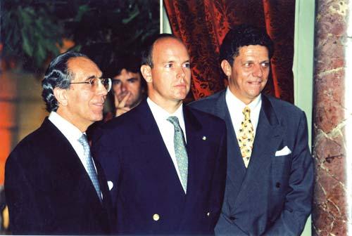 SAS Le Prince Albert II de Monaco