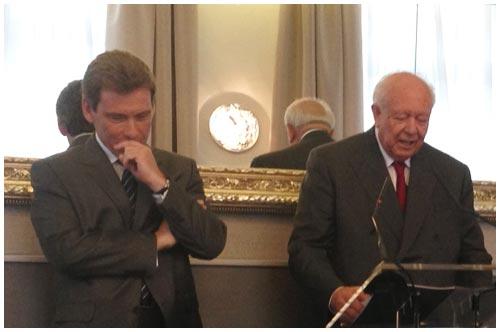 Didier Boidin et le Groupe Intercontinental à l'honneur