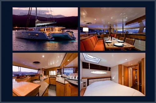 Moby-Dick - Catamaran de prestige à louer