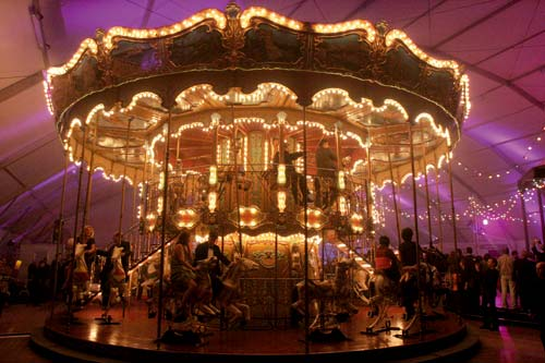 Merry-go-round - Tax Free World Exhibition 2005